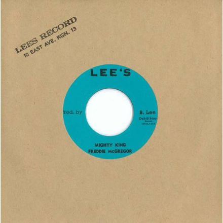 Freddie McGregor - Mighty King / Little Angel (Lee's / Dub Store) 7""